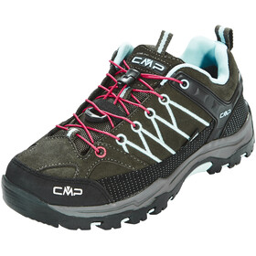 CMP Campagnolo Rigel Low WP Trekking Shoes Junior Arabica-Sky Light